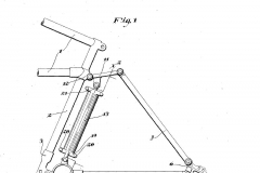 Motorcycle Frame Swing Arm